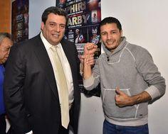 El ex campeón mundial hidalguense Jhonny 'Bombardero' González tiene en la mira una nueva corona mundial...