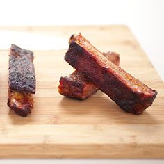 Memphis-Style Barbecued Spareribs on a Charcoal Grill from America´s Test Kitchen