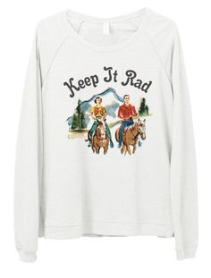 'The K-I-R' Pullover - Ivory