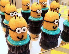 DIY Despicable Me Minion Cupcakes Recipe
