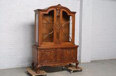 Chippendale Diningroom set - Diningroom sets - Belgium Antique Exporters