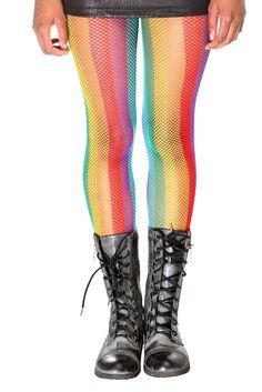Collant Rainbow