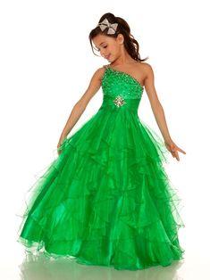 pageant dresses for girls 7-16 | ... -Little-Girl-Pageant-Dress-Gown-Custom-Flower-Girl-Dresses-Size.jpg