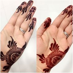 Latest Simple Mehndi Designs, Henna Tattoo Designs Simple, Mehndi Designs Book, Modern Mehndi Designs, Mehndi Design Pictures, Mehndi Designs For Fingers, Beautiful Mehndi Design, Latest Mehndi Designs, Mehandi Designs