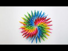 Origami Starry Revolution (Yuri Shumakov) - YouTube