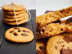 masło orzechowe ciastka ciasteczka Blog kulinarny z szybkimi, prostymi i sprawdzonymi przepisami. Dużo dobrego jedzenia: przekąski, ciasta, dania wege, fit desery i triki kulinarne.