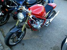 Yamaha XJ600 CR???