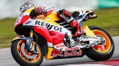 Marc Marquez93 domina el segundo día del test de MotoGP en #SepangTest2