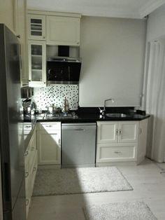 Yeni mutfağımız 😀