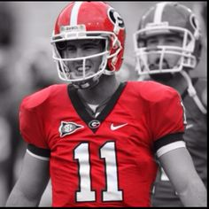 Aaron Murray!
