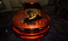 Ford Mustang Ghost Rider