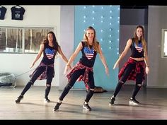 Rockabye - Clean Bandit - Sean Paul - Anne-marie -Easy Fitness Dance Choreography Zumba - YouTube