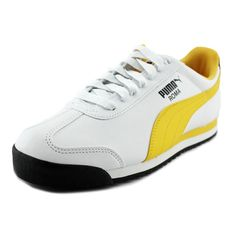 6ad4eb2bb7 Puma Men's Roma Basic Faux Athletic Shoes Pumas Shoes, Nike Shoes, Shoes  Sneakers,