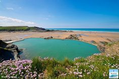 Bude tidal sea pool, North Cornwall c/o Bude & North Cornwall on facebook