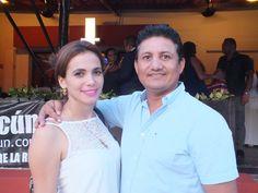 Rebeca Reyes y Leonardo Chavez