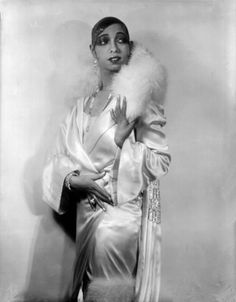 The beautiful Josephine Baker.