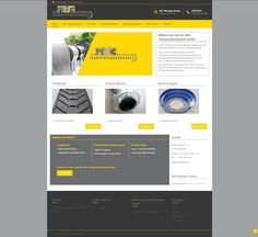 Webdesign Project for MHC Transportbandhandel in Karlsruhe - mhc-ka. Web Design, Montage, Projects, Web Design Projects, Karlsruhe, Website Designs, Site Design, Tile Projects