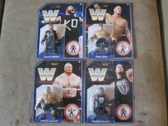WWE Mattel Retro Figure Set WWF Hasbro Cena Owens Roman Reigns Brock Lesnar MOC - http://bestsellerlist.co.uk/wwe-mattel-retro-figure-set-wwf-hasbro-cena-owens-roman-reigns-brock-lesnar-moc/