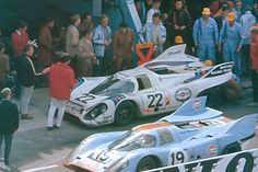 Team controled by Porsche works people. Ww Car, Sport Cars, Race Cars, 24 Hours Le Mans, Cowgirl Photo, Course Automobile, Martini Racing, Funny Pictures For Kids, Pretty Cars