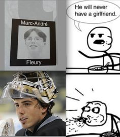Well this might not be true..hockey players are studs : Period