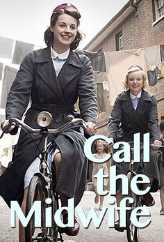 Call the Midwife - Amazing show! My grandmother was a Midwife at this time in England and wore an outfit just like that :)
