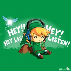 hey hey listen