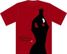 Bailaora (dancer). Red (Unisex T-shirt)