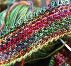Linen Stitch: Works