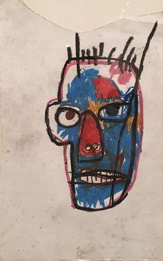 Scary Art, Halloween Painting, Psychedelic Art, Jean Michel, Art Inspo, Retro Wallpaper, Art, Abstract Portrait, Art Movement