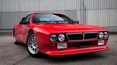 #Lancia #037 #italiandesign