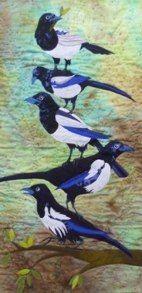 birdor art, kate gorman, avian art