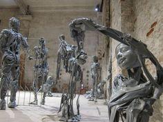 Enel sempre più vicina all'arte, e al contemporaneo in particolare. http://enelsharing.enel.com/fonte/enel-per-la-biennale-di-venezia-mecenatismo-intelligente/