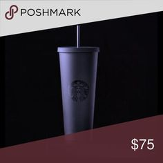 Starbucks black matte cold tumbler, brand new 24 Oz. Sold out everywhere! Starbucks Other