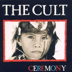 THE CULT, best albumn cover ever!
