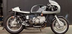 BMW R69S cafe racer from Ritmo Sereno