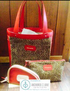 Jon Hart purse, makeup bag and pistol case- customize yours today! Available at Anchored in Love in Port Lavaca, TX. #anchoredinlove #portlavaca #portlavacatx #portlavacatexas #coffeeandgifts #jonhart #purse #pistolcase #makeupbag