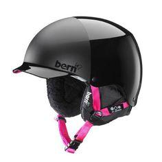 Bern Muse SNB Helm for Girls Sports Equipment e3149deea34
