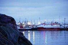Fishingboats at dusk💙 . . #dusk #dock #harbour #sea #ocean #seaview #oceanview #fishingtown #fishingboat #evening #blue #arctic #island #greatoutdoors #finnmark #nature #naturephotography #naturephoto #naturegram #naturelife #naturelovers #norgefoto #norway #scandinavia #igscandinavia #ig_nordnorge #visitnorway #mittnorge #mittnordnorge #loves_united_scandinavia