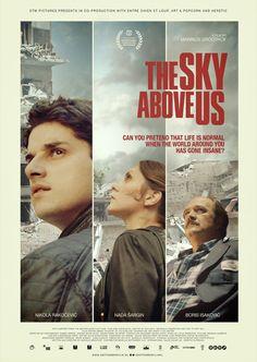 Film poster The Sky Above Us (Marinus Groothof) #IFFR