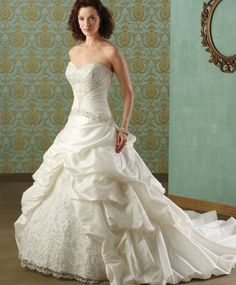 DressilyMe Bridal Dresses Online,Wedding Dresses Ball Gown, wedding apparelelegant fashion sweetheart a line taffeta wedding dress with first class fabric and great handwork pd 4004 Cheap Dresses Online, Bridal Dresses Online, Wedding Dresses 2014, Wedding Dress Styles, Bridal Gowns, Ruched Wedding Dress, Cheap Wedding Dress, Gown Wedding, Dream Wedding