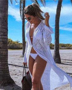 "45 Stylish Fashion Beach Outfit Ideas Summer has just rolled around the corner and there is no doubt about it, you must be itching to get […]""}, ""http_status"": window. Trendy Swimwear, Bikini Swimwear, Swimsuits, Short Outfits, Summer Outfits, Outfit Strand, Beach Attire, Outfit Beach, Beach Dresses"