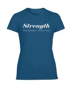 Strength Brand Shirt - Ladies