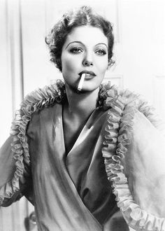 Born To Be Bad, Loretta Young, 1934, Tm Canvas Print / Canvas Art by Everett
