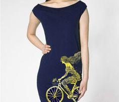 Mermaid T-Shirt Dress