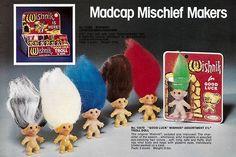 Vintage Toys 1970s, Vintage Dolls, Troll Face, Troll Dolls, Pot Of Gold, Hello Dolly, Dark Horse, Teenage Mutant Ninja Turtles, Happy Day