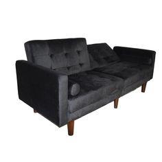 Velvet Sleeper Sofa, Velvet Sofa, Living Room Seating, Living Room Sofa, Folding Couch, Futon Sofa Bed, Sofa Sofa, Fabric Sofa, Pillow Fabric