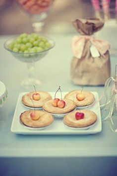 Hostess with the Mostess® - Sugar & Spice Sweets Station