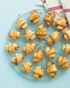 Walnut and Brown-Sugar Rugelach
