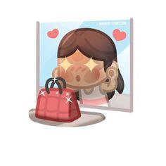 My bag ❤️ #hjstory #love #cute #shopping #nice #good