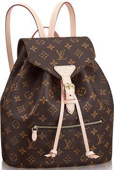 Louis Vuitton Montsouris Backpack Gets An Update | Bragmybag